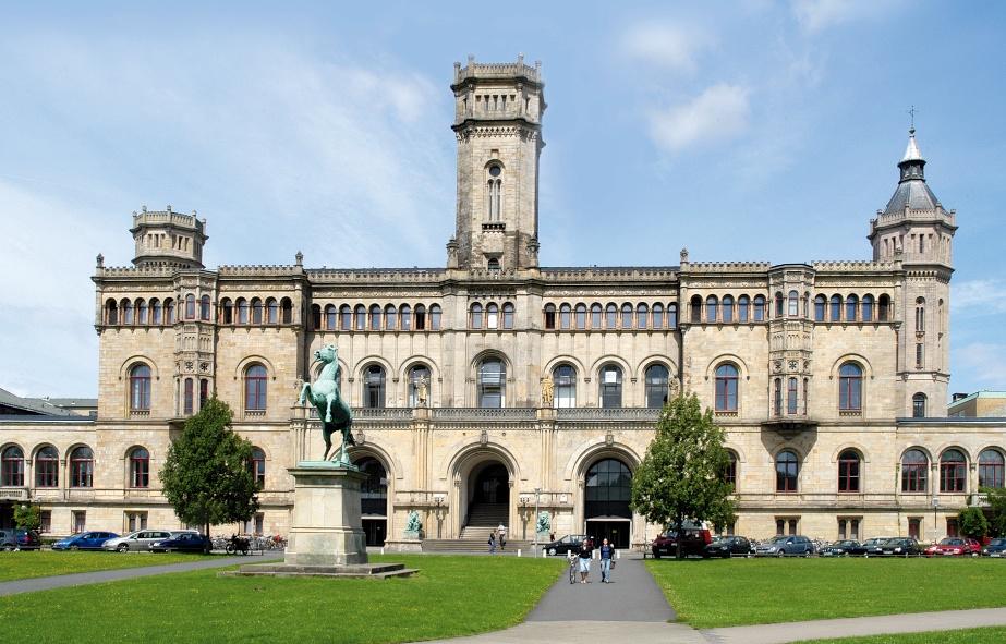 Semesterbeginn Uni Hannover